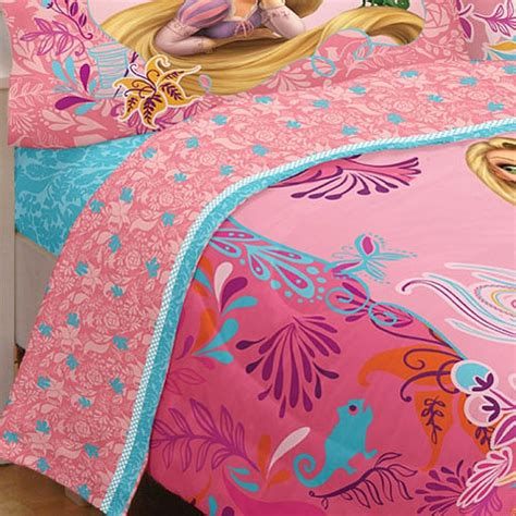 tangled bedding disney tangled hair sheet set 4pc rapunzel bedding sheets full double bed