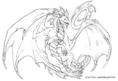 dibujo a lpiz de un dragn convertimageme 30 dibujos de dragones terror 237 ficos para imprimir y