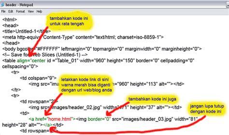 membuat link dengan gambar di html cara membuat link pada gambar