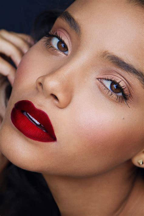 Lipstik Make Matte Lip 19 Makeup Secrets To Make Your Look Sexier Makeup