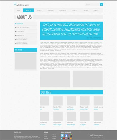 bootstrap video layout page layout with bootstrap 3
