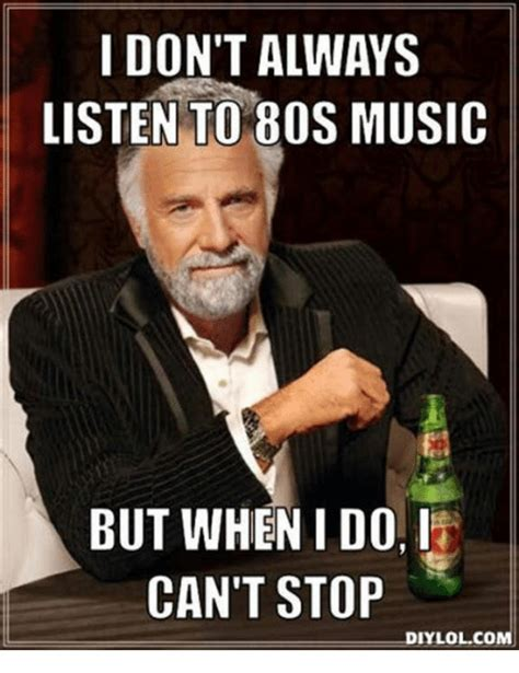 80s Memes - 25 best memes about 80s music 80s music memes