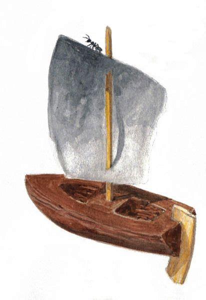 viking longboat excavations viking toy boat sweden viking morrosaker pinterest