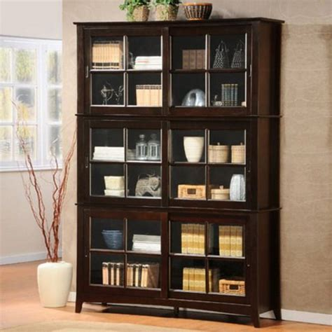 Espresso Colored Bookshelves 13 Best Images About China Cabinet On Pinterest