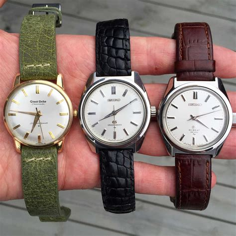 Seiko Vintage my collection anders s vintage grand seikos time