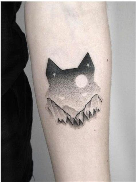 wolf tattoos on wrist 25 best ideas about dot work on