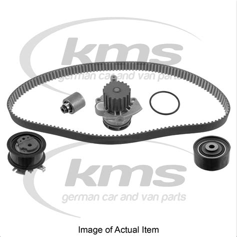timing belt kit waterpump vw passat estate tdi motion     ebay