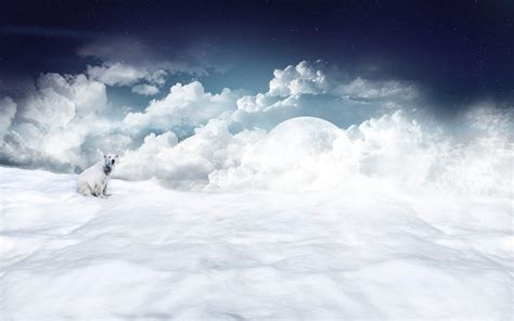 Cloud Wants Snow clouds snow wallpaper 1920x1200 wallpoper 323118
