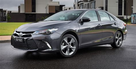 where is the toyota camry made toyota camry dominates vfacts december sales australian
