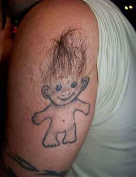 awkward tattoos that will make you say fun