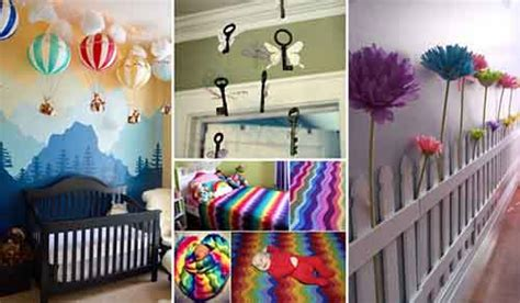 baby decorations for nursery 22 terrific diy ideas to decorate a baby nursery lil moo