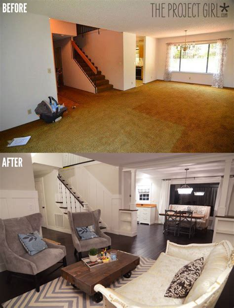 Diy Home Makeover Ideas The Project House Links Jenallyson The Project