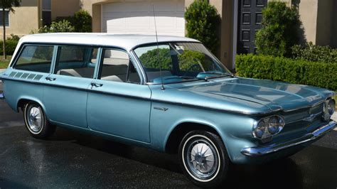 1961 chevrolet station wagon 1961 chevrolet corvair lakewood wagon t61 anaheim 2013