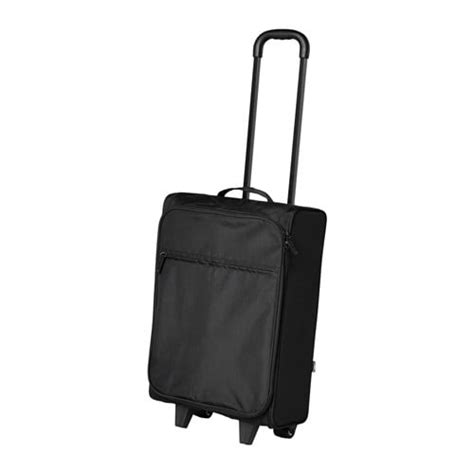 cabin bag with wheels starttid cabin bag on wheels ikea