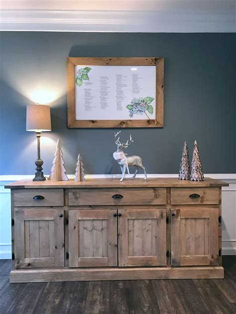 Dining Room Buffet Tables by 25 Best Ideas About Dining Room Sideboard On Pinterest