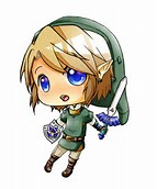 Cute Chibi Link