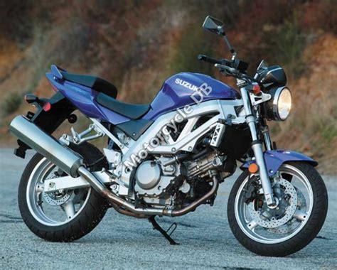 2004 Suzuki Sv1000 Specs Suzuki Sv 650 S Pictures Specifications And
