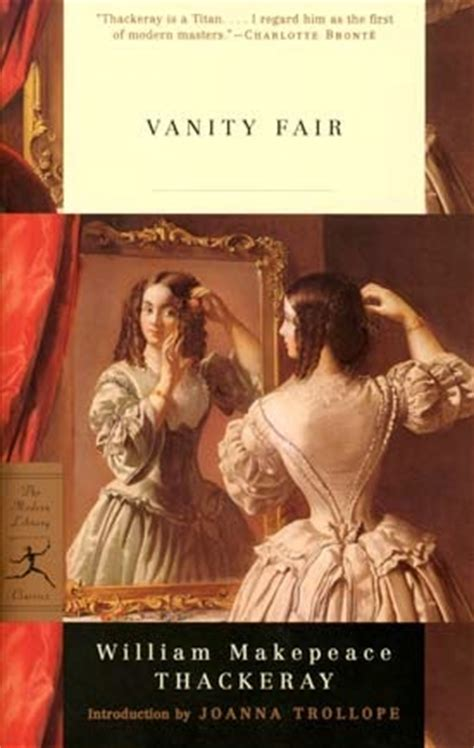 the book nest vanity fair by william makepeace thackeray