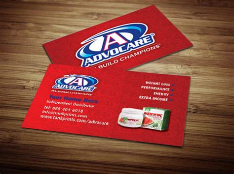 advocare business card template advocare business card templates by tankprints on deviantart