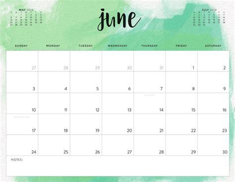 june calendar template june 2018 blank template calendar calendar