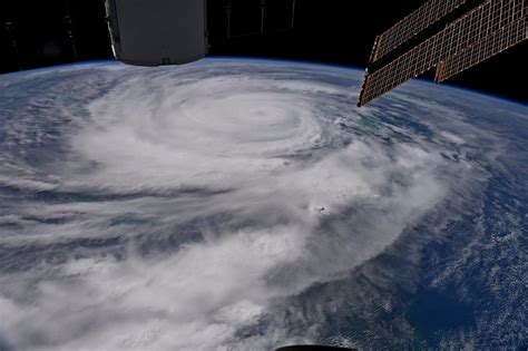 Hurricane Pictures From Space