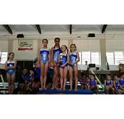 Junior High Girls Gymnastics Team Car Tuning