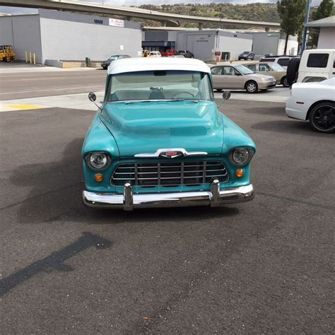 1 2 ton truck custom 1956 chevy 1 2 ton truck for sale