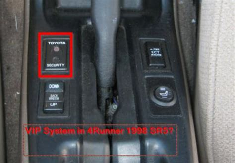 automotive repair manual 2011 toyota tacoma security system toyota vip security system manual