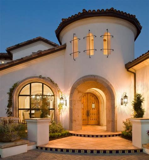 mission style home plans  dream source spanish spanish