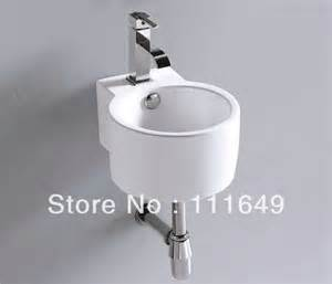 small wall hung bathroom sinks 7880 bathroom ceramic small wall hung wash bowl basin