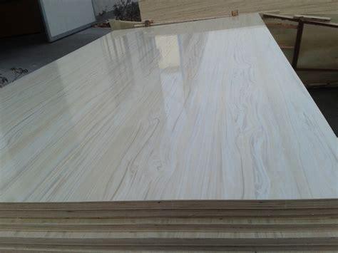 Full Hardwood Core Top Quality Melamine Laminated Plywood
