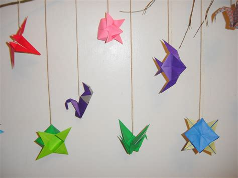 Origami Artwork - outsider japan origami project