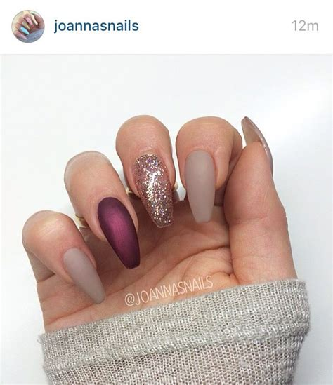 plum nail color 17 best ideas about plum nails on winter nails