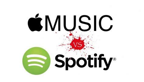 apple music vs spotify apple no har 225 excepciones con spotify poderpda