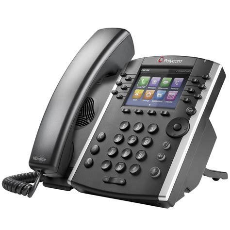 401 Phone Lookup Polycom Vvx 401 Ip Phone 2200 48400 025