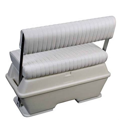 swing back boat seats moeller deluxe permanent mount swing back cooler or