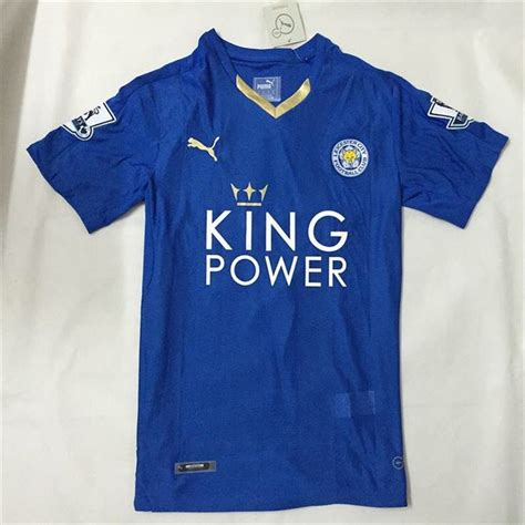 Leicester Home Jersey 53 best 2015 16 new season club jerseys images on