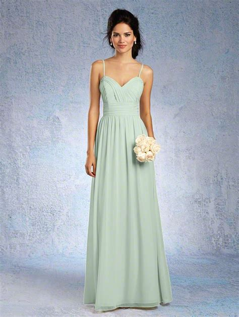 alfred angelo colors alfred angelo bridesmaid dress 7323 l or sea mist