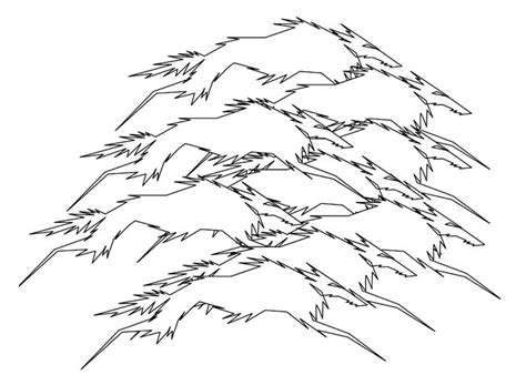 abstract wolf coloring pages abstract wolf pack coloring page
