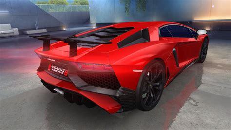 Asphalt 8 Lamborghini Aventador by Asphalt 8 Me Winning Lamborghini Aventador Sv Enduro
