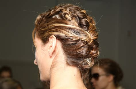 2015 spring hairstyles from milan fashion show hairstyles 2015 spring 2015 trends from milan fashion week