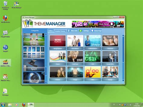 zoo zoo themes for windows 7 windows 7 theme manager windows t 233 l 233 charger