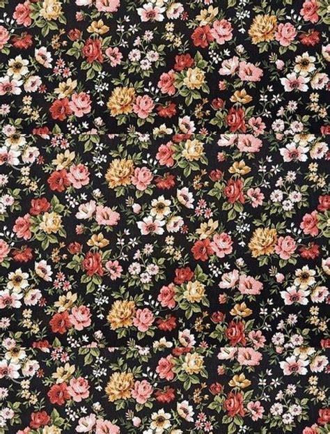 flower pattern wallpaper tumblr vintage flowers background pesquisa google imagens u