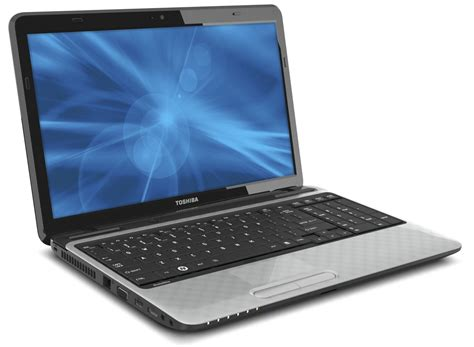 new 1 toshiba satellite 15 6 quot win7 led laptop i3 2 2ghz 4gb 640gb matrix silver 883974908899 ebay