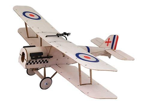 Seaplane Balsa Wood Airplane 1600mm Kit Only Terurai se5a balsa kit mini balsa wood fixed wing electric remote airplane model static display