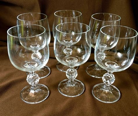 Vintage Import vintage import associates wine glasses set of 6