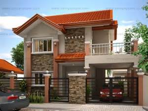 home designs two storey house plans eplans modern house