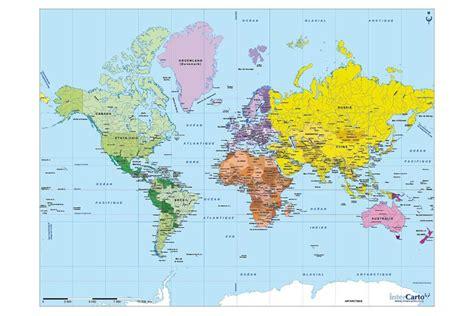 du monde carte du monde fran 231 ais voyages cartes