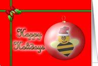 beekeeping industry christmas cards  greeting card universe