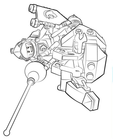free coloring pages of lego knights